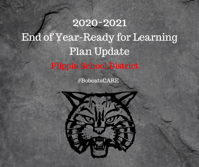 End of Year Ready for Learning Plan